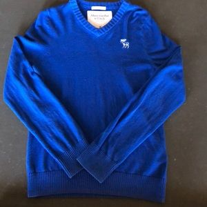 Abercrombie & Fitch Slim/ muscle sweater
